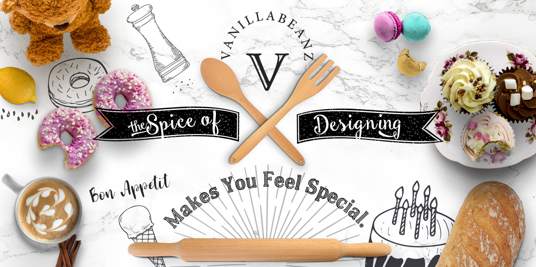 Vanillabeanz The Spice of Designing makes you feel special!